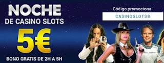 Todoslots promo 5 euros gratis 24-3-2021