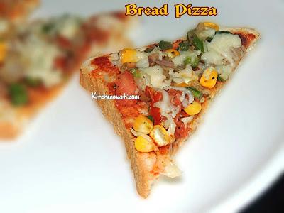 Bread+Pizza