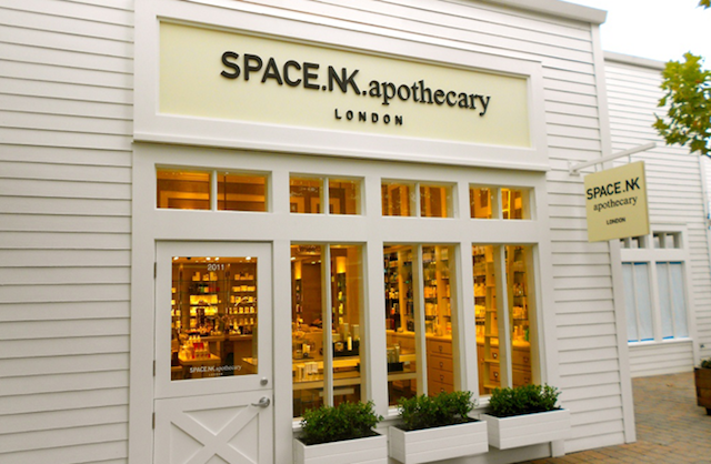 Space NK Apothecary em Londres
