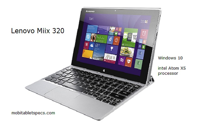 lenovo miix 320 full specifications and price details mobitabletspecs. Black Bedroom Furniture Sets. Home Design Ideas