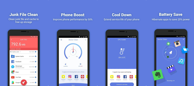 Download Clean Speed Booster Apk Latest Version