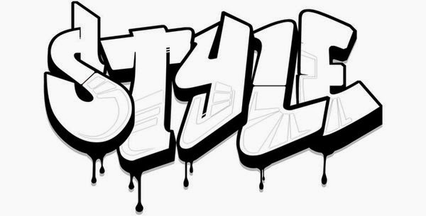 Line Art Font : Learn a new thing graffiti letters best graffitianz