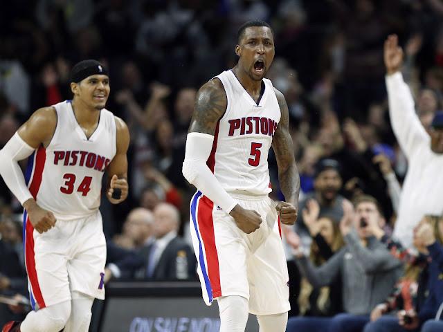 KCP enorme contre les Hornets | PistonsFR, actualité des Detroit Pistons en France