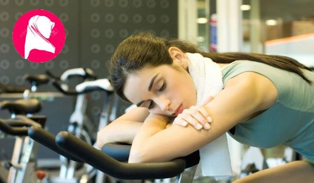 5 أشياء تحدث لجسمك عندما تتوقف عن الرياضة