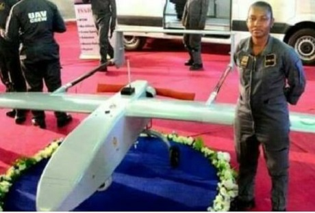 Meet Woman Who Designed Nigeria's First Unmanned Aerial Vehicle