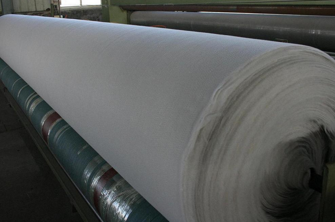 supplier geotextile woven geomembrane