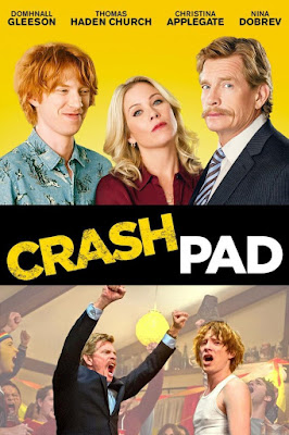 Crash Pad 2017 DVDCustom HDRip Latino