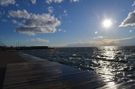 Ο καιρός αύριο στη Θεσσαλονίκη (15/01/2021)