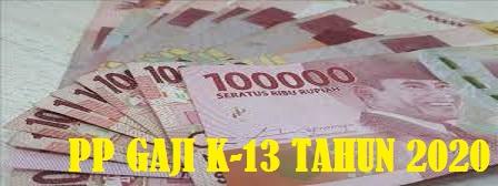 PP Nomor 44 Tahun 2020 Tentang Pemberian Gaji Ketiga Belas (Ke-13) Tahun 2020