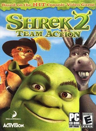 Shrek 2: Team Action