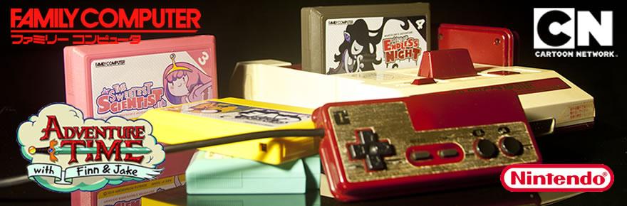 Novedades Hora De Aventura Video Juegos Famicom
