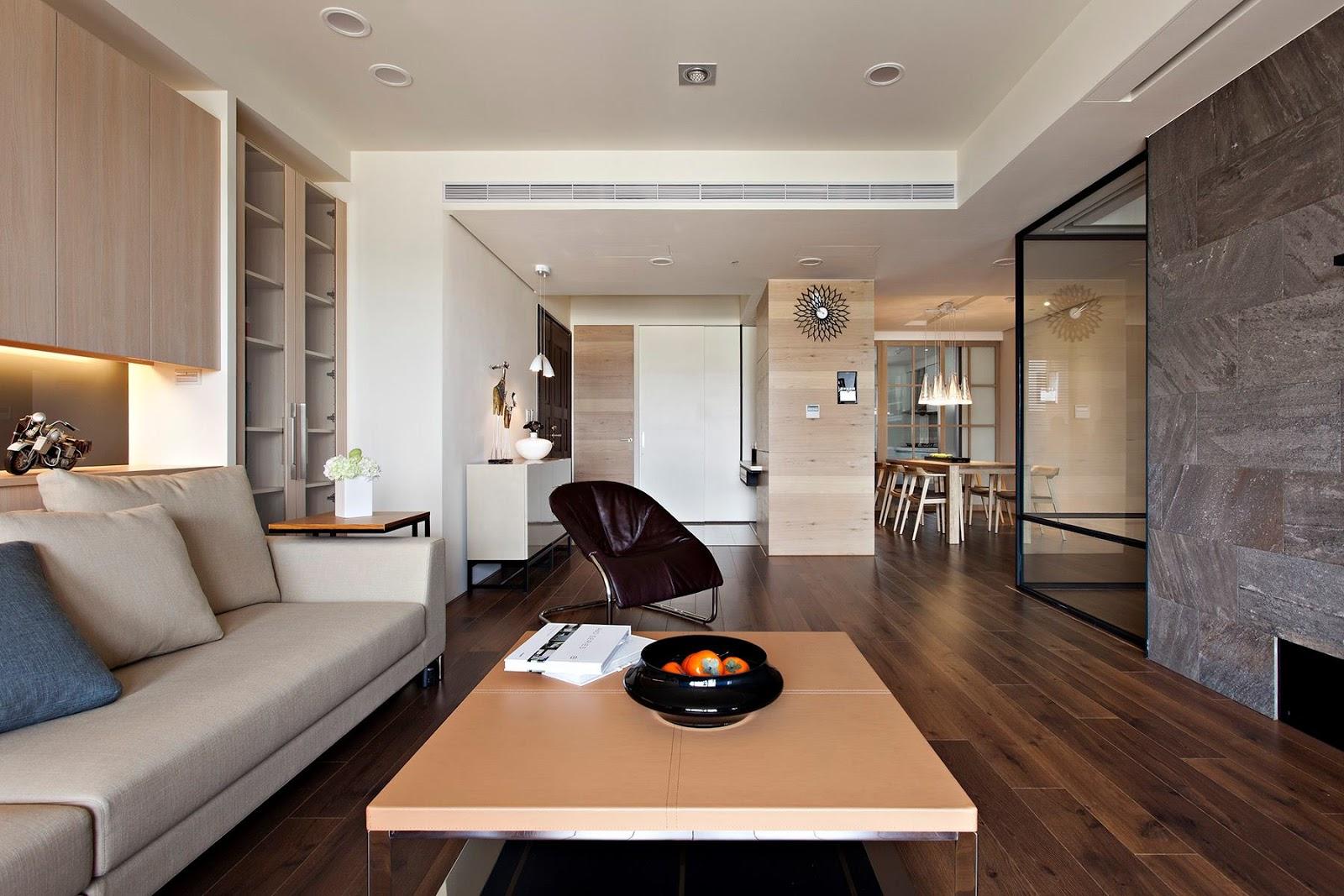 Thiết kế căn hộ Hinode City 201 Minh Khai