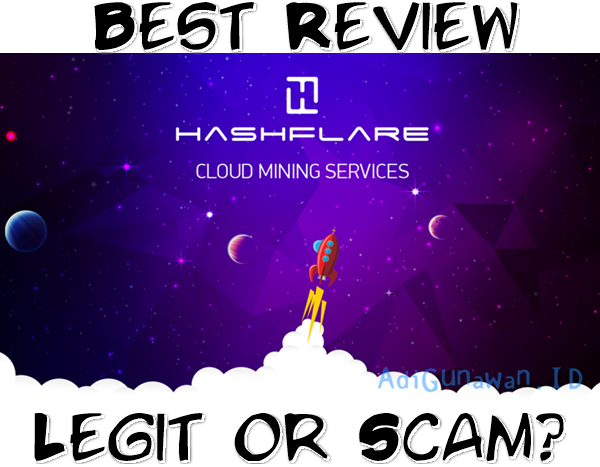 Review Cloud Mining Hashflare Terbaru