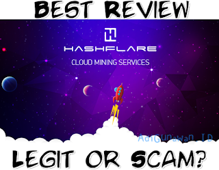 Review Legit or Scam HashFlare Cloud Mining Pool