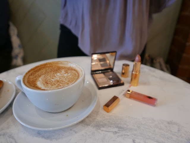 A Coffee Shop Love Story | Celebrating YOU This Valentine's Day With Charlotte Tilbury | labellesirene.ca