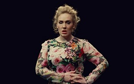Adele lança clipe de Send My Love