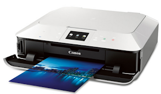 Canon PIXMA MG7100 Review - The Canon PIXMA MG7100 is a costs printer that you far better have in at your work location or your house