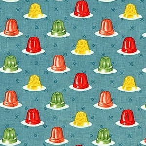 retro jelly fabrics
