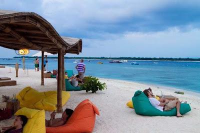 Harga Tiket Pantai Gili Trawangan Lombok