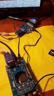 FPGA DE10 Nano Mister Project mit UMSA auf Röhre - Emulator
