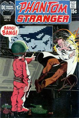 Phantom Stranger #13, Neal Adams