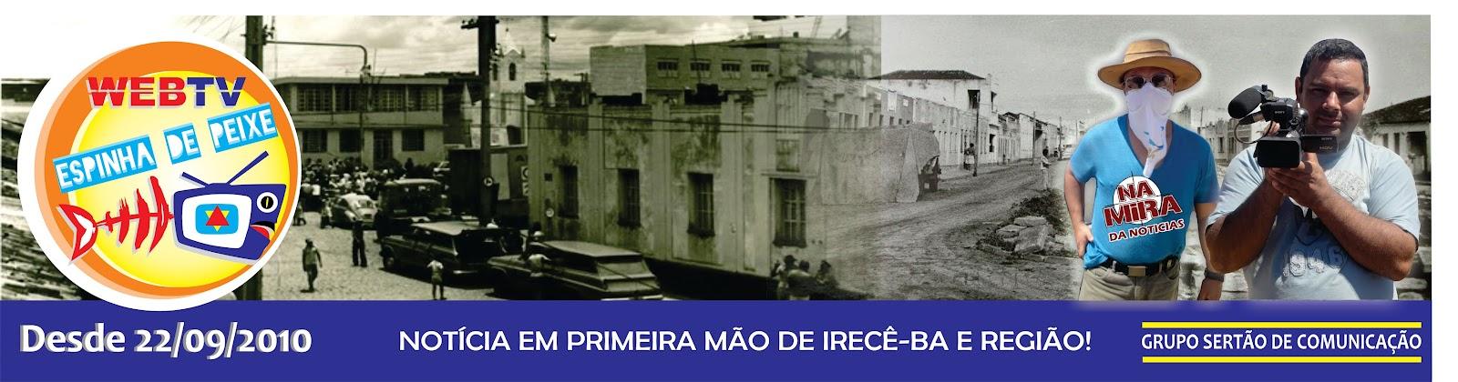 WEB TV ESPINHA DE PEIXE