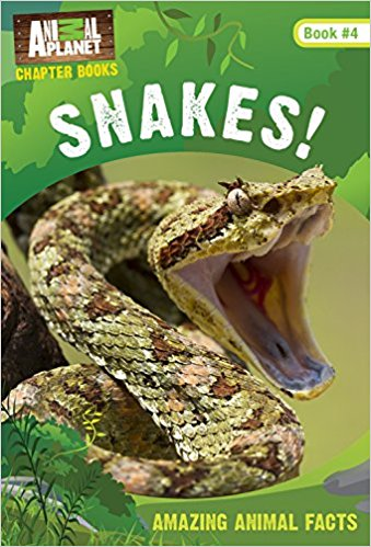 Snakes and Reptiles Book List