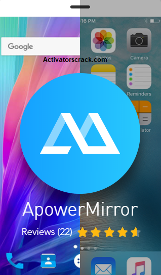 ApowerMirror Crack Software for Life Time For PC