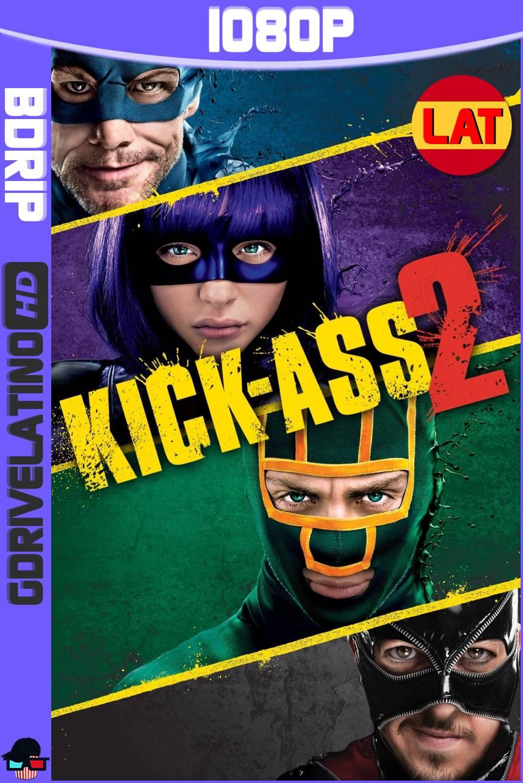 Kick-Ass 2 (2013) BDRip 1080p Latino-Ingles MKV