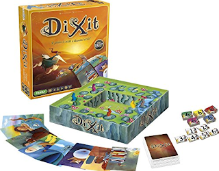 Dixit review game family