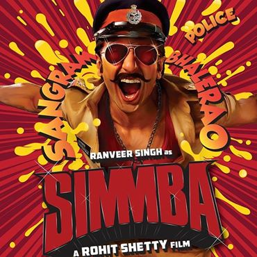 Simmba Full Movie Review || Simmba Movie Cast,Trailer,Poster,Detalis