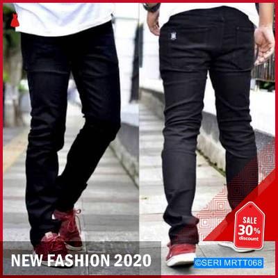 MRTT068J42 Jeans Biowash Biru Tua Keren BMGShop