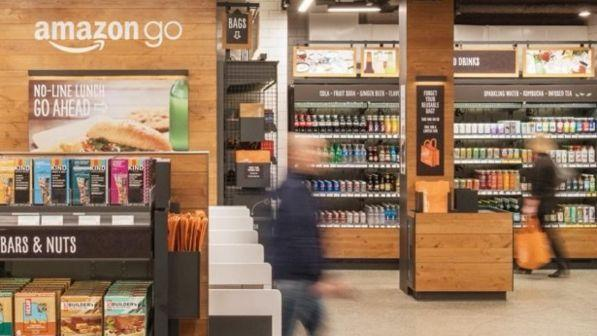 supermarket Amazon Go