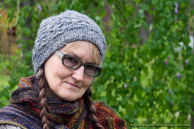 Kaks-ühes müts / Two-in-one Beanie