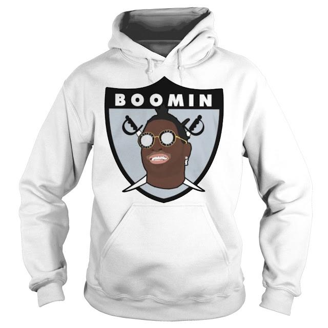 Antonio brown raiders Hoodie, Antonio brown raiders Boomin, Antonio brown raiders Shirts