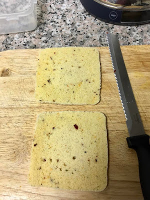 Low Carb Single Serve Almond Flour Bread