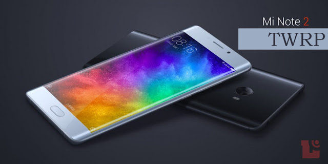 Cara Install Twrp Pada Xiaomi Mi Note 2 2