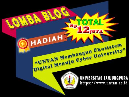 [GRATIS] Kontes Blog SEO UNTAN 2020, Total Hadiah 12 JUTA Rupiah