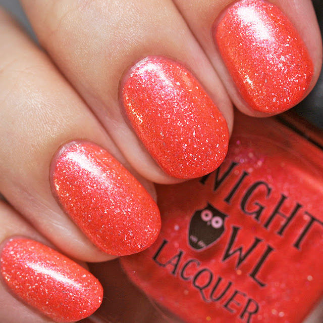 Night Owl Lacquer Fizzing Whizbees