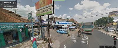 Jalur Jalan Alternatif Gentong Tasikmalaya jika Ciawi Macet