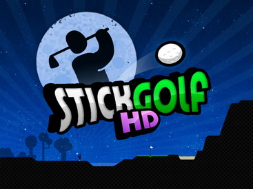 Stick Golf HD iPad game available for download