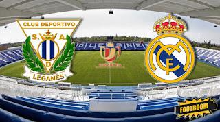 Леганес – Реал Мадрид прямая трансляция онлайн 16/01 в 23:30 по МСК.