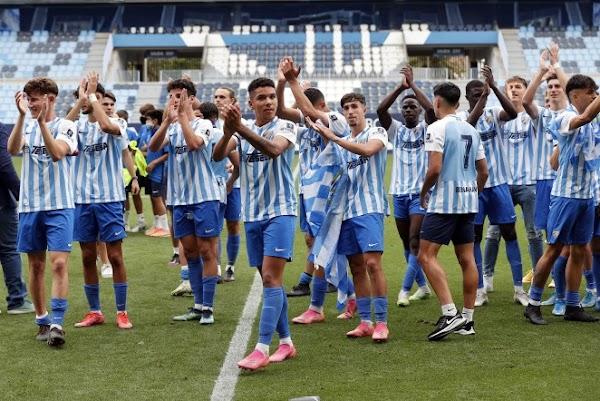 Málaga - Athletic en cuartos de Copa de Campeones Juvenil A