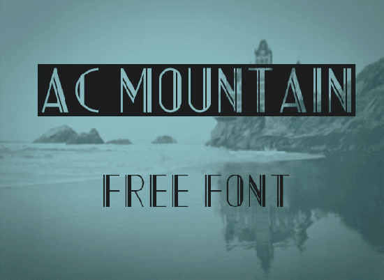 Ac_Mountain_Font_by_Saltaalavista_Blog
