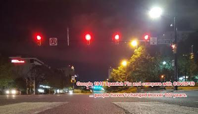 Route 1 / Arlington / 4am, Spring 2020