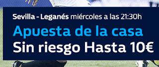 william hill promocion Sevilla vs Leganes 7 febrero