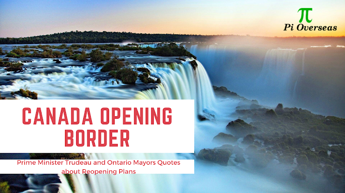 Ontario Mayors Talks About Re-Opening Canada-US Borders