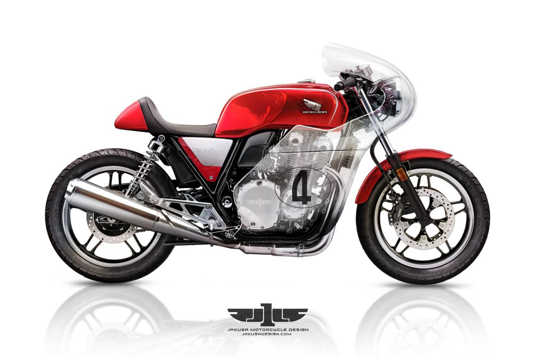Cb1100 Vetro Rocketgarage Cafe Racer Magazine