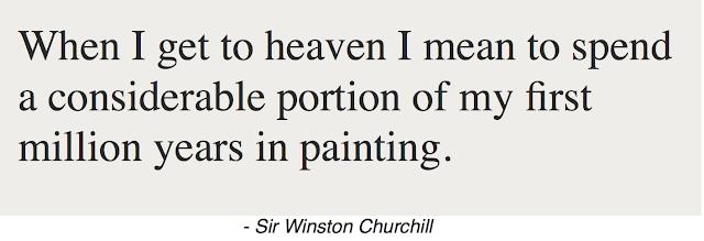 Sir Winston Churchill Quote.
