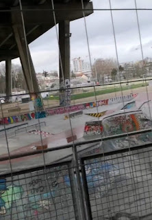 arcueil skatepark travaux